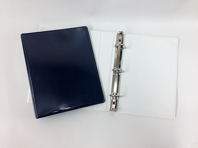 half sized binders 8 5 x 5 inch binders half clearview binder